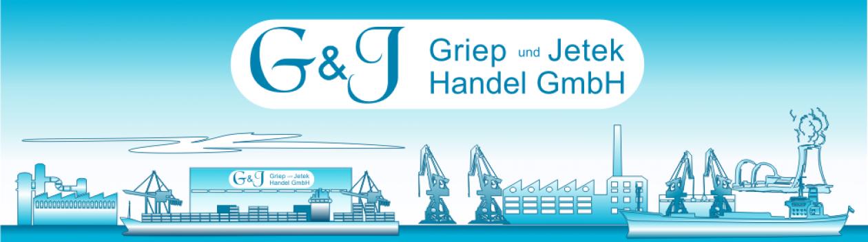 G & J Griep und Jetek Handel GmbH • Schiffsausrüster • Werftenzulieferer • Industrielieferant • seit 1996